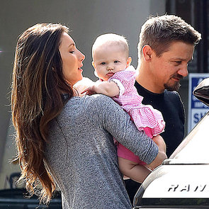 Jeremy Renner's Daughter Ava | Photos