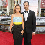 Natalie Portman and Benjamin Millepied at NY Ballet Gala