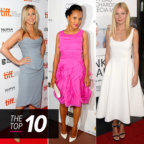 Pack Away Your Minis: This Week's Best Dressed Do Demure Just Right