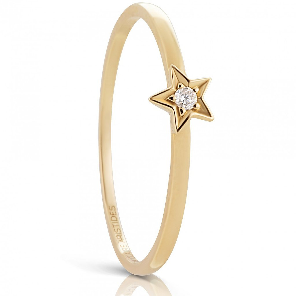 Ring, $274, Claire Aristides.