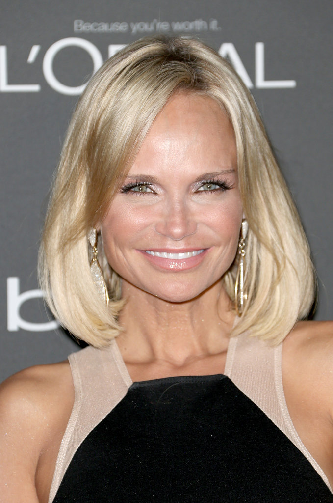 We loved Kristin Chenoweth's breezy, blond bob at Entertainment Weekly's pre-Emmys party.