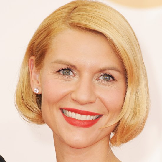Claire Danes Hair and Makeup at Emmys 2013 | Pictures