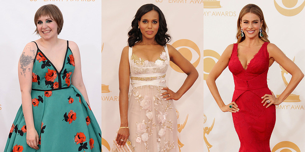 See All the Ladies From the Emmys Red Carpet