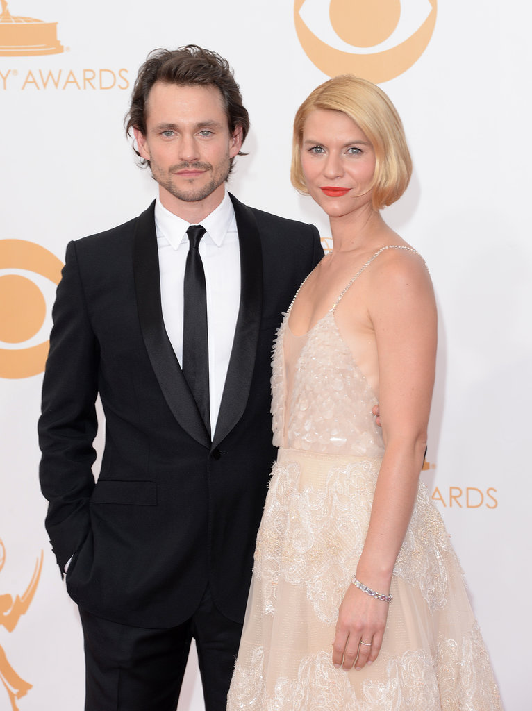 Claire Danes Glows With Hugh and Wins Again at the Emmys
