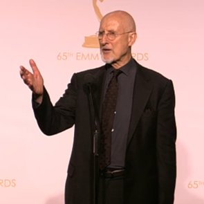 James Cromwell Emmys Backstage Interview   Video