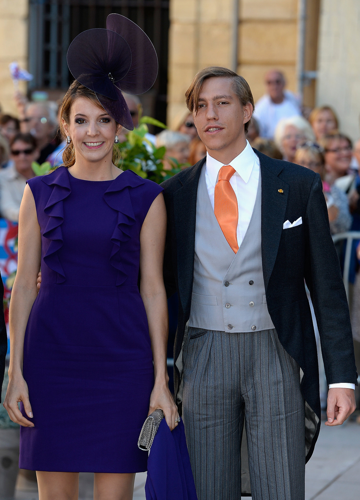 Принц Луи и принцесса Тесси объявили о своем разводе