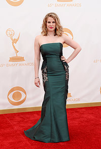 Veep-Anna-Chlumsky-stepped-out-2013-Emmys