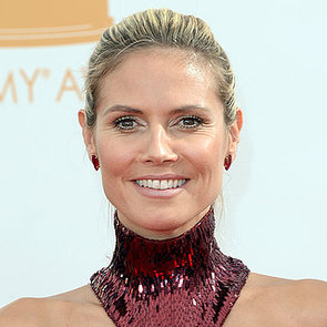 Picture of Heidi Klum at the 2013 Emmy Awards