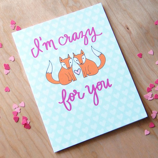 "Cute Cards That Say, ""I Love You"""