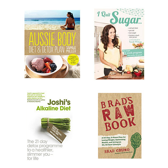 10 Food Books For Detox and Cleanse