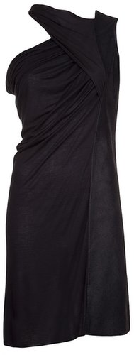 Rick Owens Vault leather dress