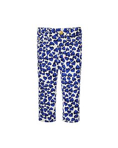 Heart-Print Clothes For Kids