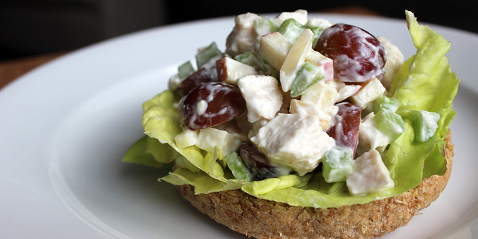 Cut Hundreds of Calories From Your Sandwich