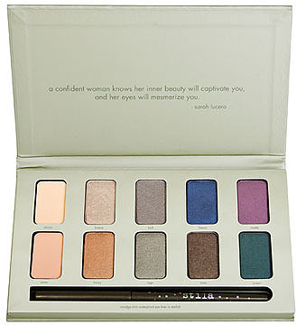 Stila Eyeshadow & Smudge Stick Palette