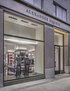 Alexander McQueen Madison Avenue Flagship Opens