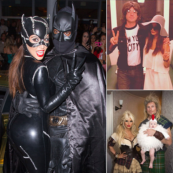 The Best Celebrity Couples Costumes Of Halloween 2018 ...