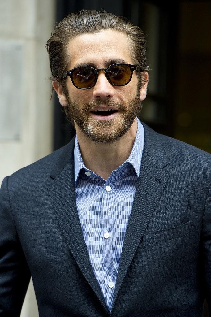 Jake Gyllenhaal: The High-Powered-Hipster Beard