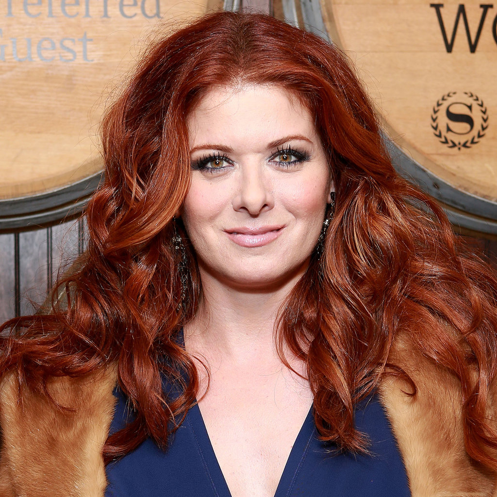 Debra Messing allergies