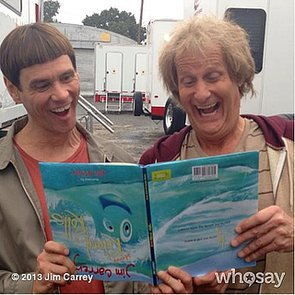 Jim Carrey and Jeff Daniels Dumb and Dumber 2 Pictures