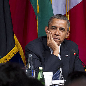 Obama on Hot Mic at the UN
