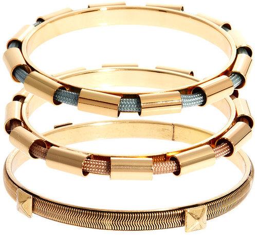 Designsix Tube Stack Bangles
