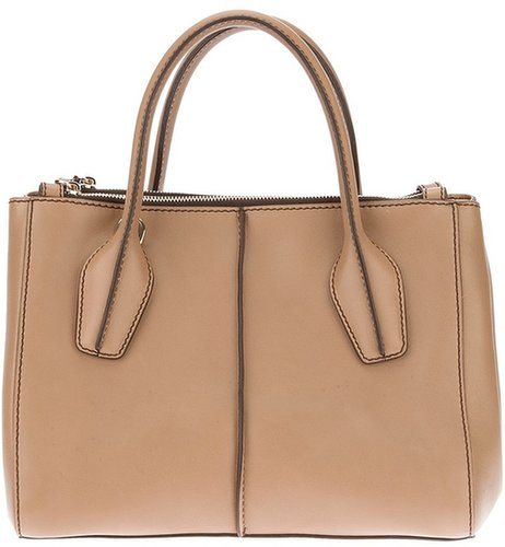 Tod's mini 'D-Styling' tote