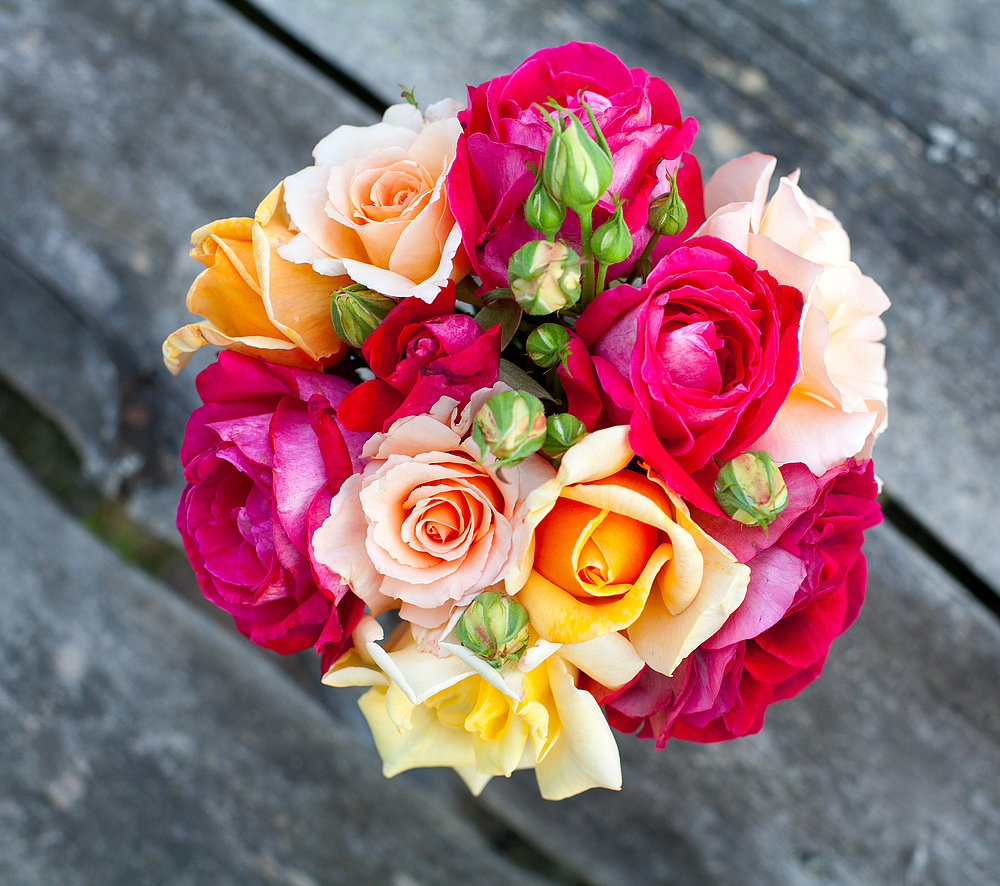 Wedding Flower Tips: Spring Flowers And Tips For Bridal Floral Crown