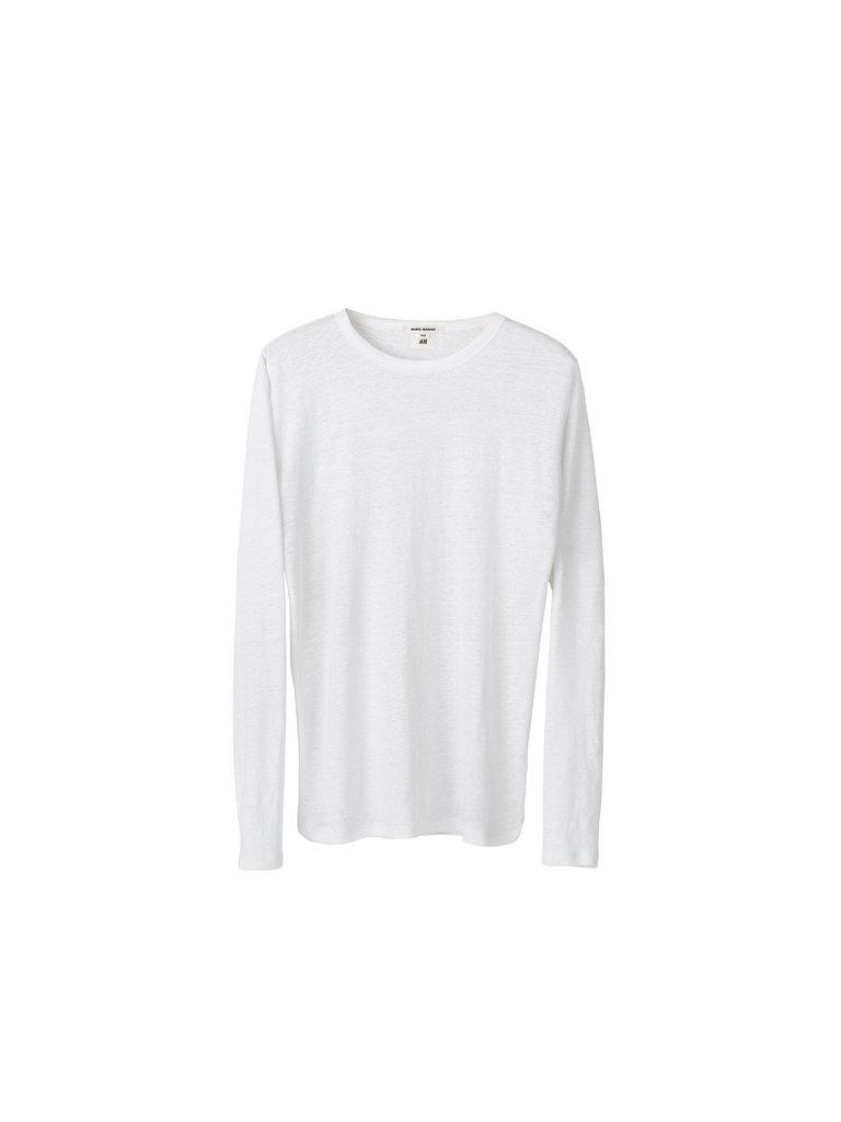 Long-sleeved T-shirt ($35) Photo courtesy of H&M