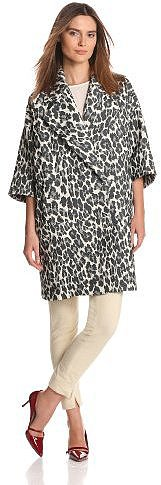 Tracy Reese Women's Clutch Coat