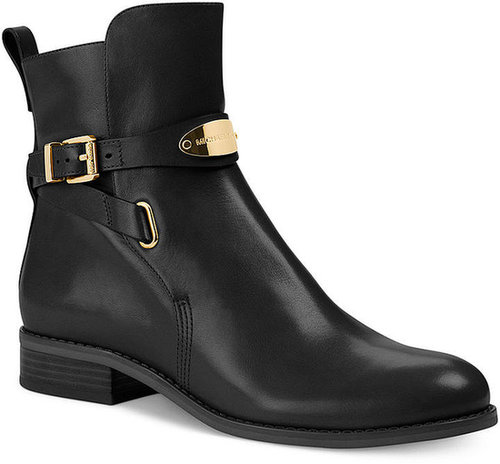 MICHAEL Michael Kors Boots, Arley Flat Ankle Booties