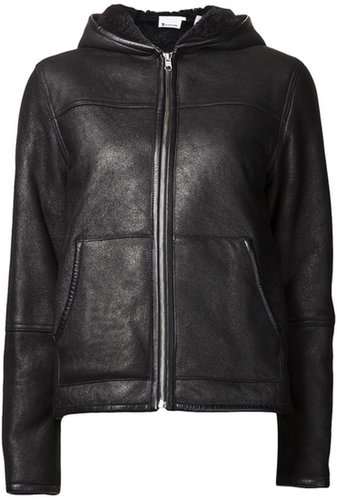 T By Alexander Wang hooded jacket
