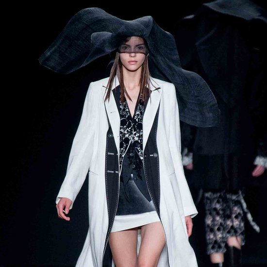 Ann Demeulemeester Spring 2014 Runway | Paris Fashion Week