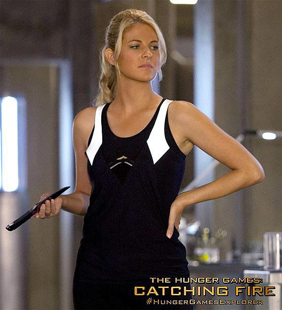 Stephanie Leigh Schlund plays Cashmere.