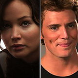 Pictures of Catching Fire Cast