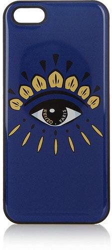KENZO Eye-printed iPhone 5 cover