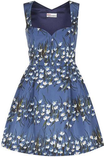 Red Valentino Snowdrop Prom Dress