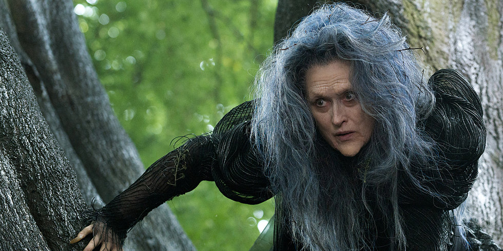 Get the First Look at Witchy Meryl Streep in Into the Woods!