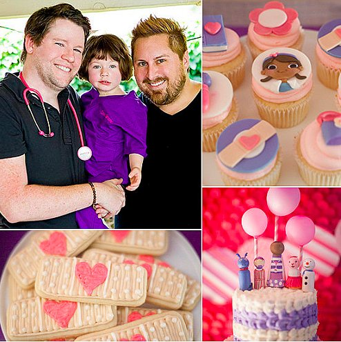 A Doc McStuffins Party