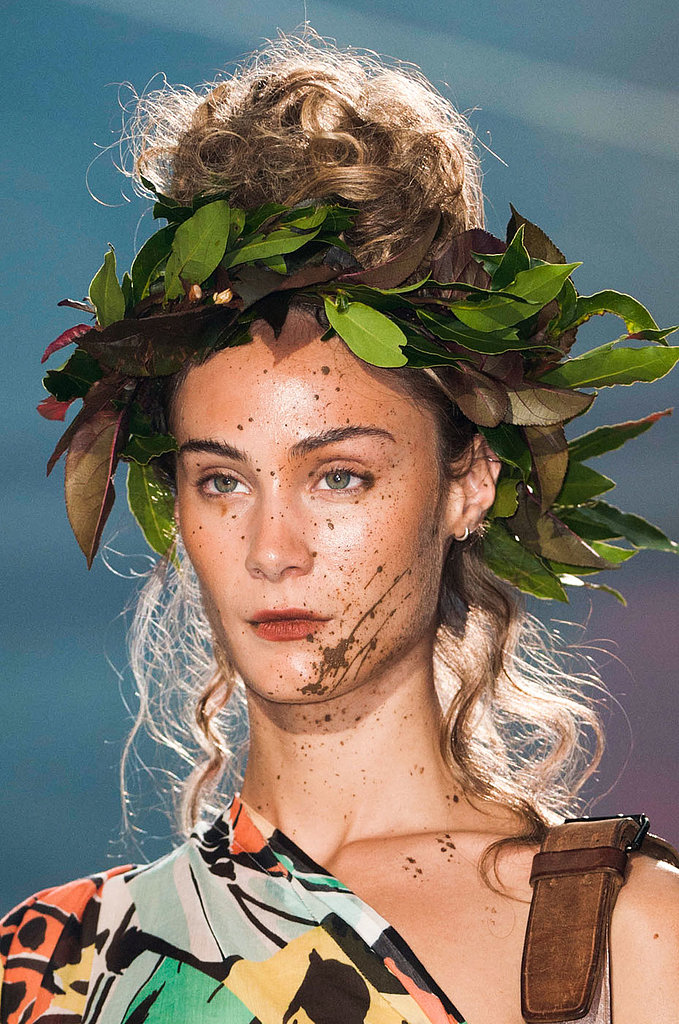 Vivienne Westwood Dreams of Earth-Loving Nymphs