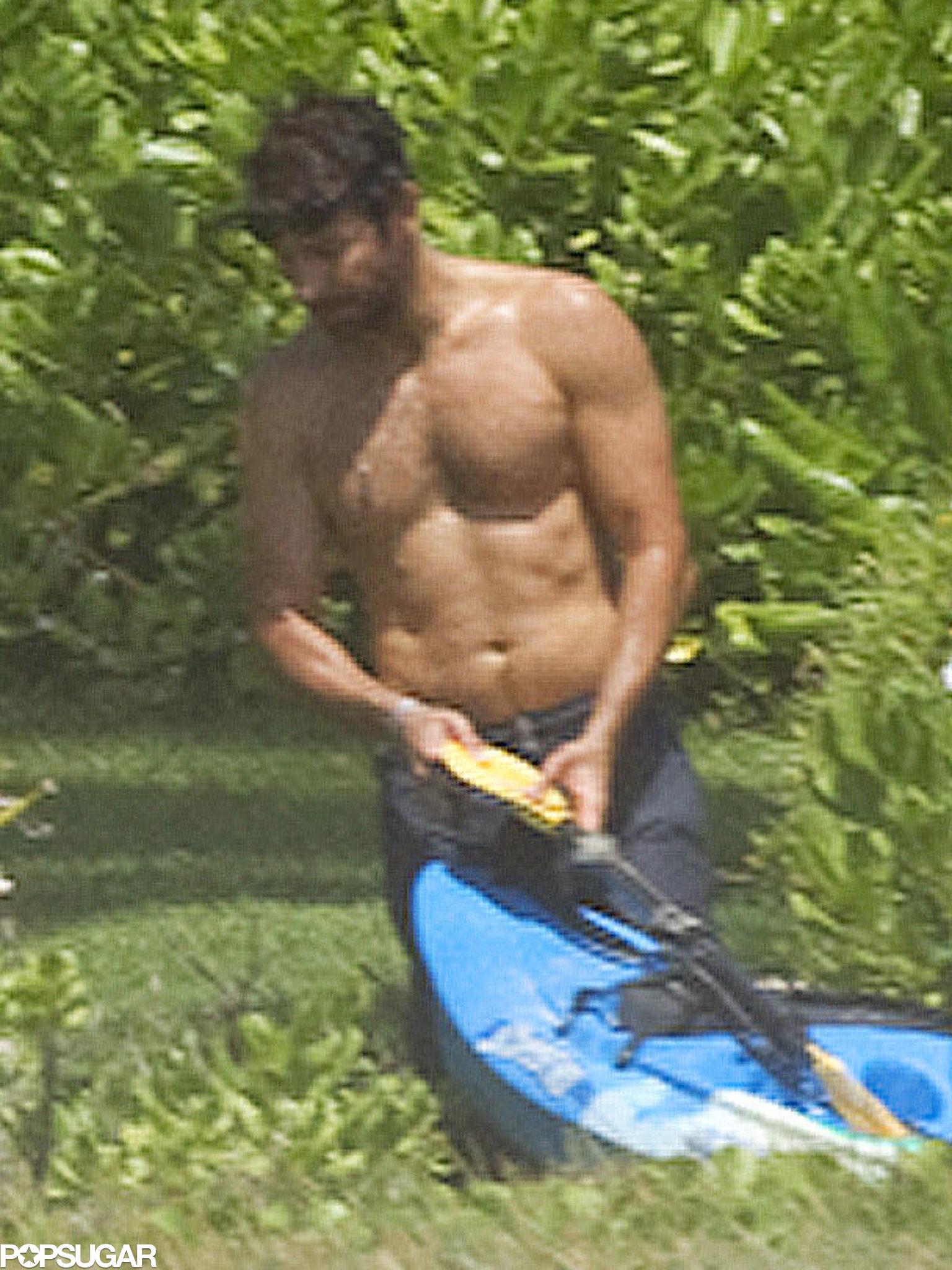 Bradley Cooper and Suki Waterhouse Hit the Beach in Hawaii