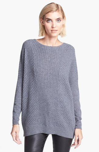 Loma 'Mimi' Ribbed Cashmere Sweater