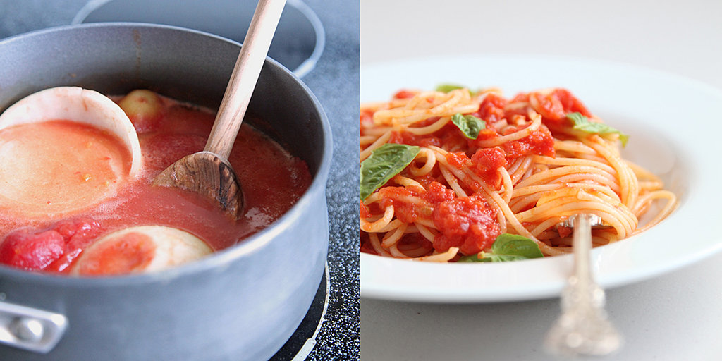 Make Marcella Hazan's Iconic Tomato Sauce Tonight