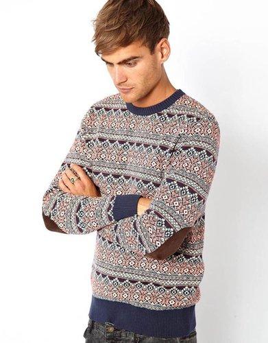 Jack & Jones Fairisle Sweater