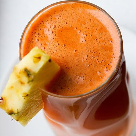 Vegetable Smoothies and Juice Recipes