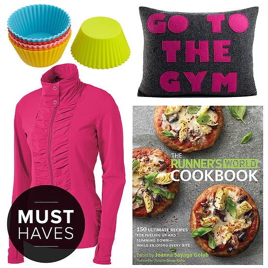 For POPSUGAR Fitness, this month is all about comfort — cozy running jackets, leggings that go from day to gym, and foods that warm your bodies and minds.