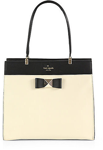Bow Terrance Fulton Colorblock Top Handle Bag