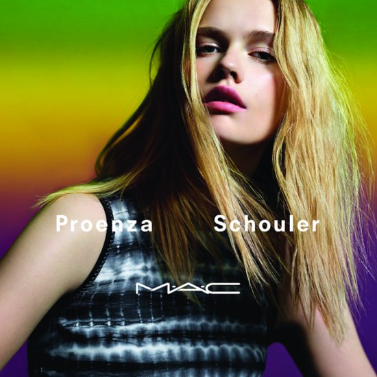 MAC Cosmetics Proenza Schouler Collection