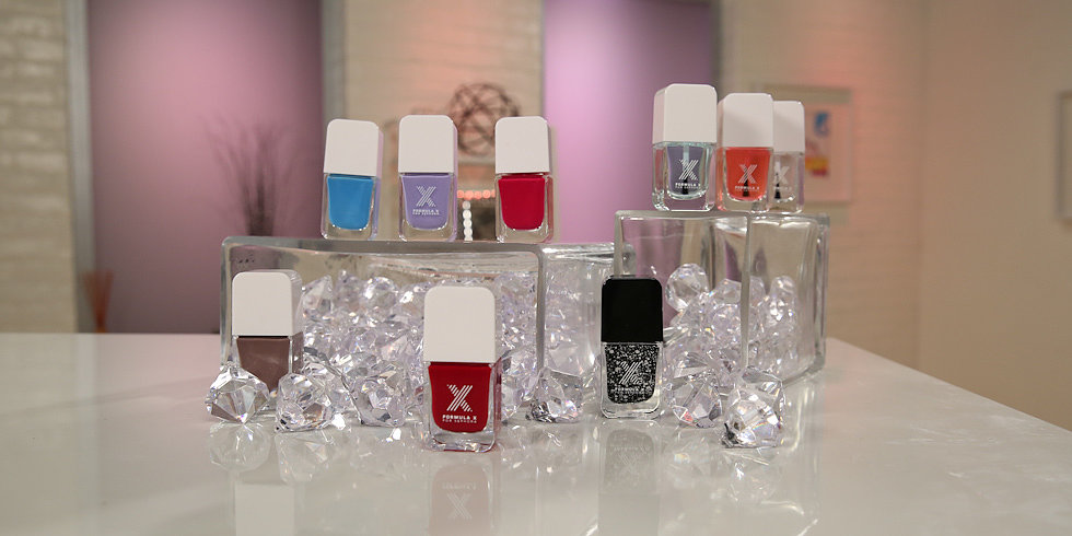 Daily Obsession: New Formula X For Sephora Nail Polish!