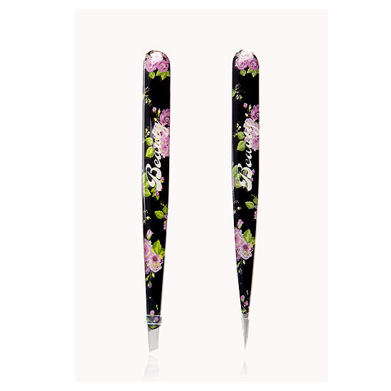 Who said tweezers have to be ugly? Forever 21's Tweezer Set ($4) is cheap and adorable.