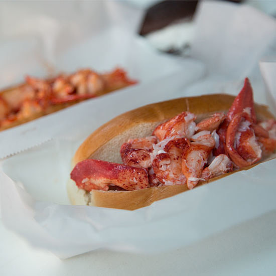 Maine Lobster Rolls Both Ways: Hot and Cold